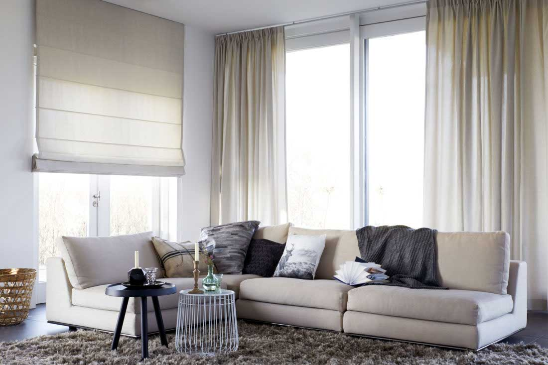 raamdecoratie en zonwering